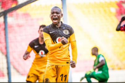 Khama Billiat sustains leg injury. Benched for two months