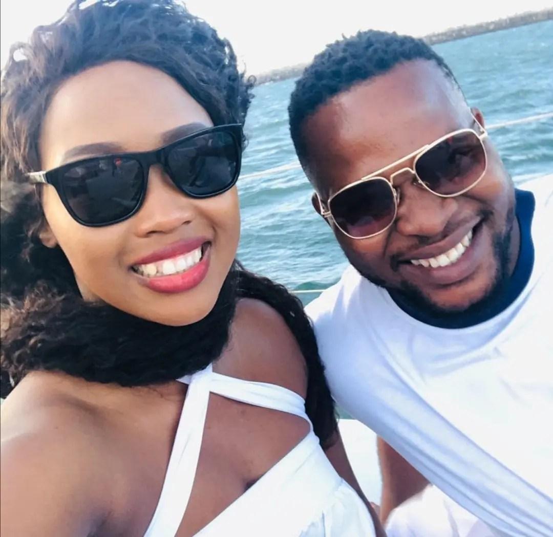 Mzansi's new celebrity couple Durban Gen Dr Mbali and Dr Lindelani