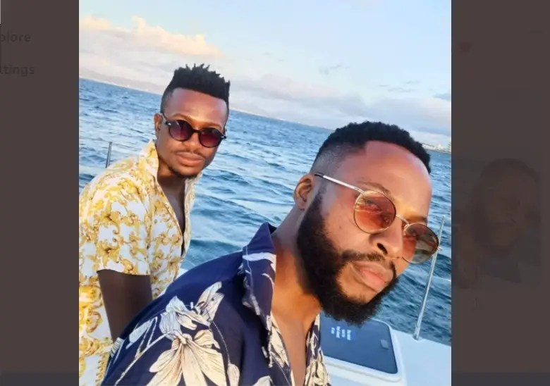 Nay Maps' Rumoured To Be Gay After Vacation Pictures Go Viral