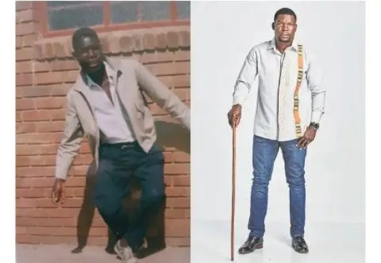 Throwback Pics: See how money has transformed these Muvhango actors