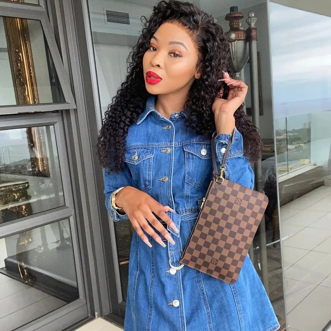 Pictures Is Nurse Shweni from Durban Gen related to Khanyi Mbau