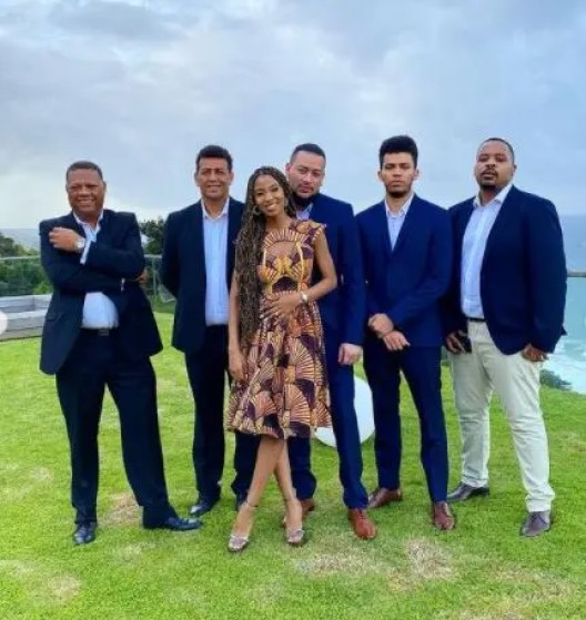 Pictures: Inside AKA and Nelli Tembe's lobola ceremony