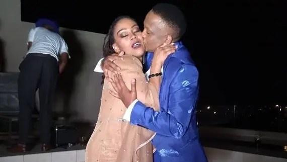 Letoya Makhene and her wife goes Awol amid robbery rumours