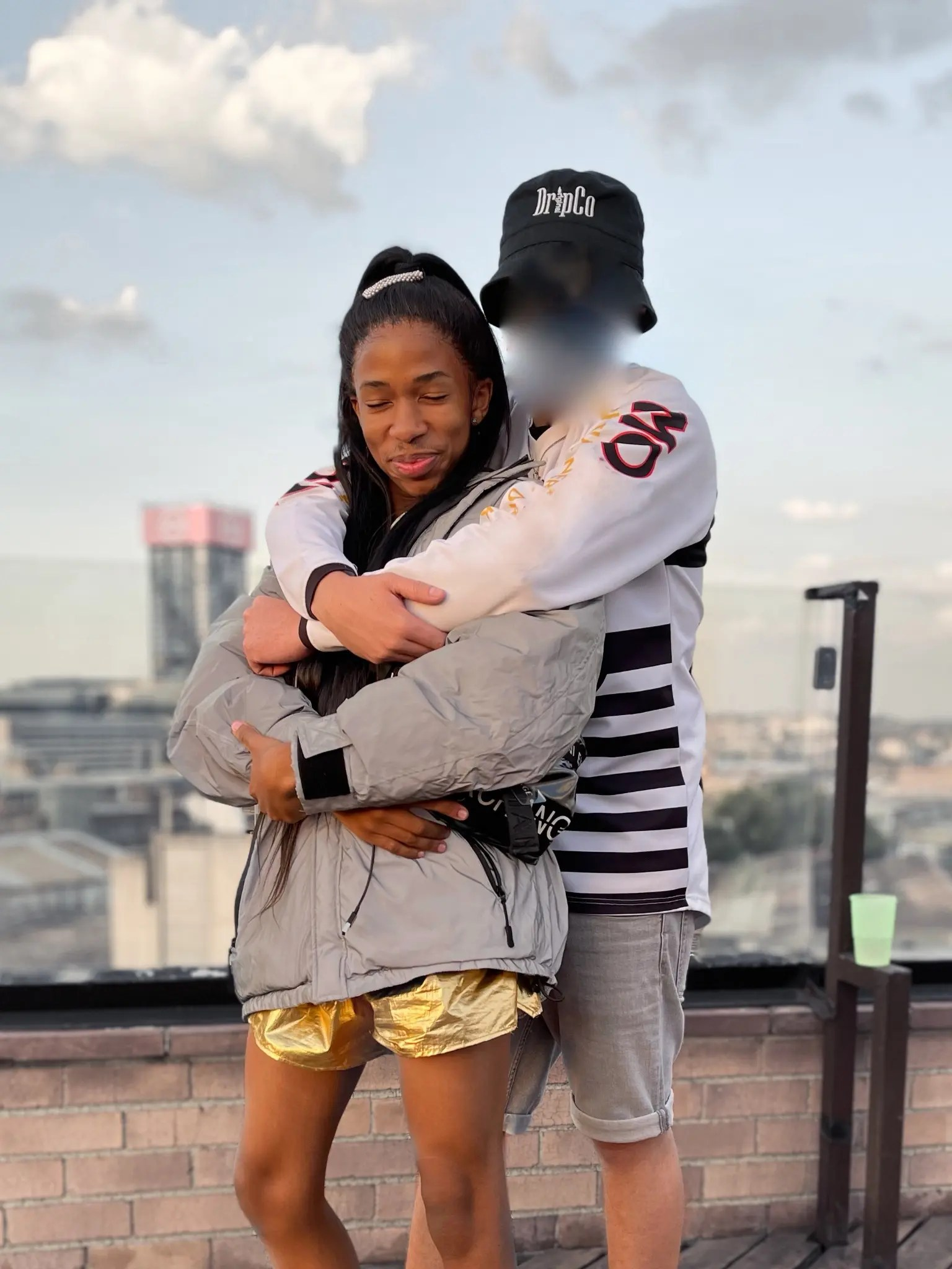 Pictures: Lasizwe posts new Bae