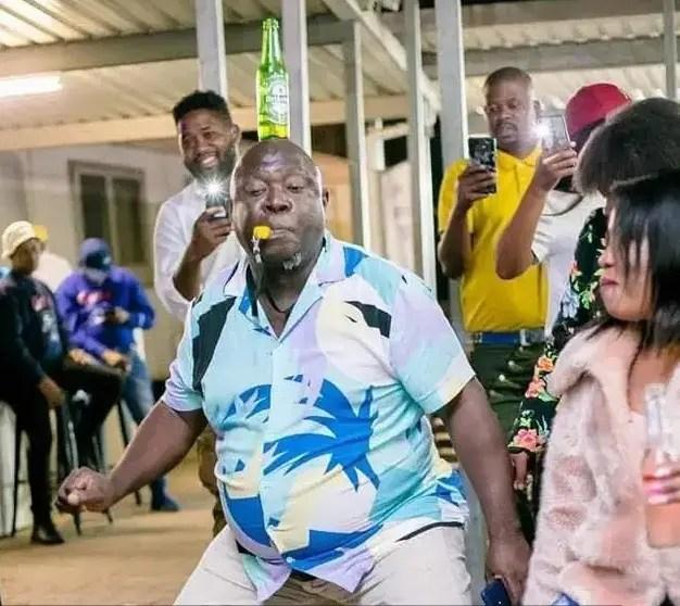 Viral 47-year-old Savanna bottle dancer speaks out