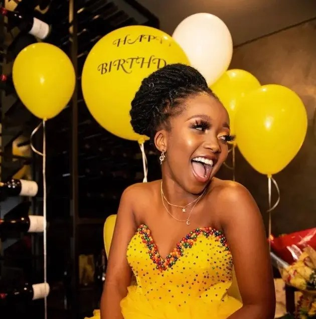 Pictures: Inside Scandal's Lindiwe 'Nomvelo Makhanya' 25th birthday party