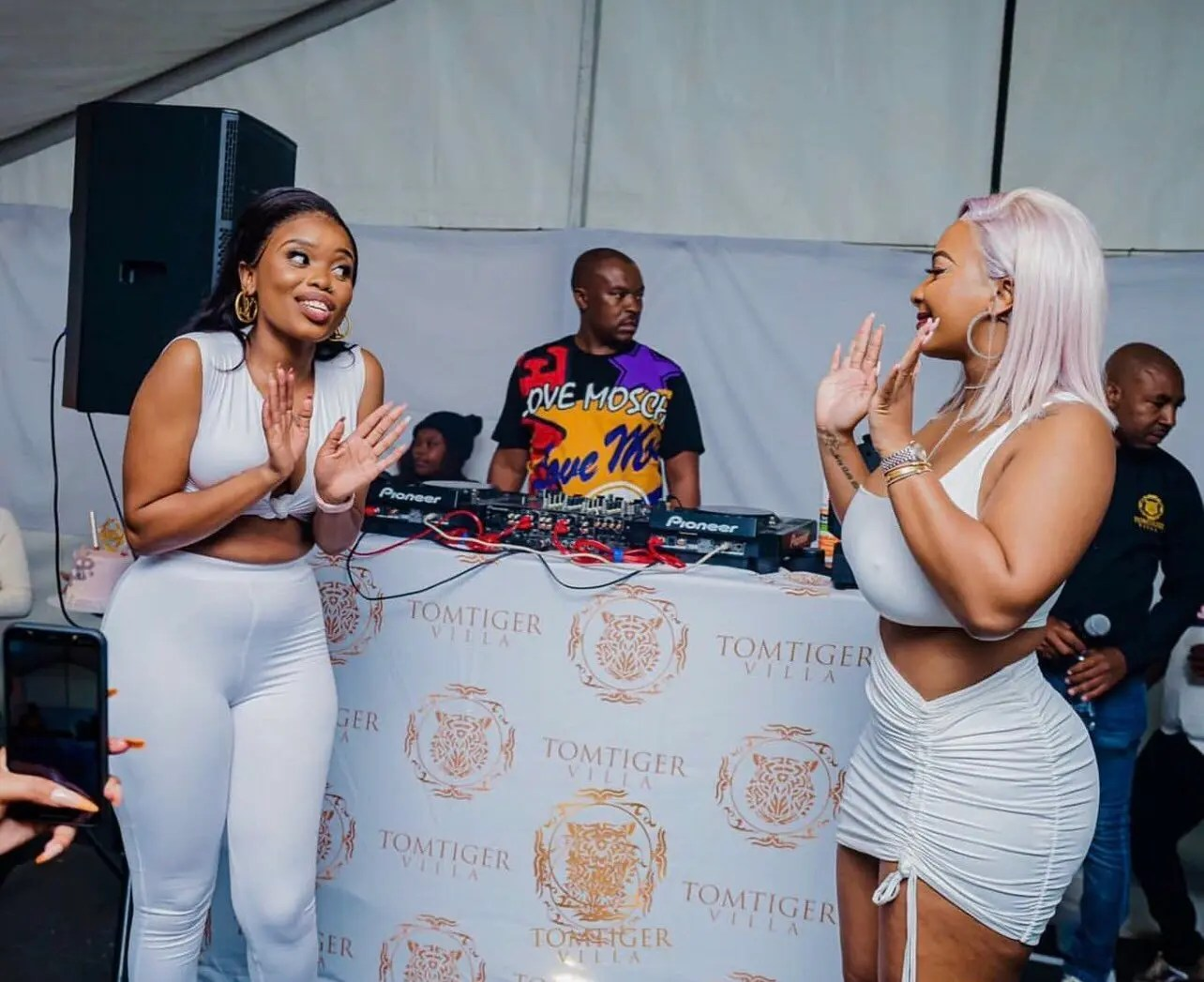 Boity complains after being body shamed