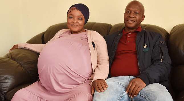Gauteng woman breaks the Guinness World Record after giving birth to 10 babies