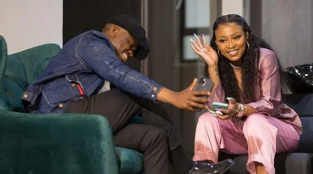 Pictures: DJ Zinhle welcomes baby number two?