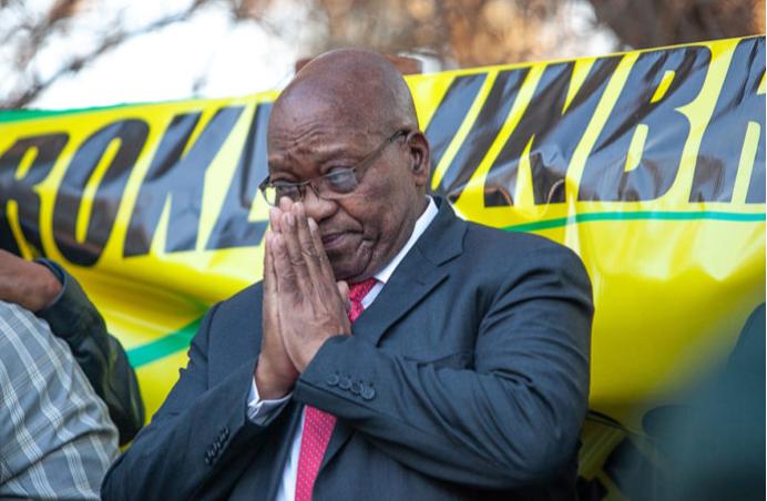 Prophet who prophesied TB Joshua and Shona Ferguson drops Zuma's prophecy