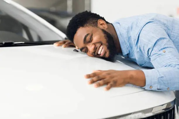 How I got my new car from my Girlfriend who had stolen it