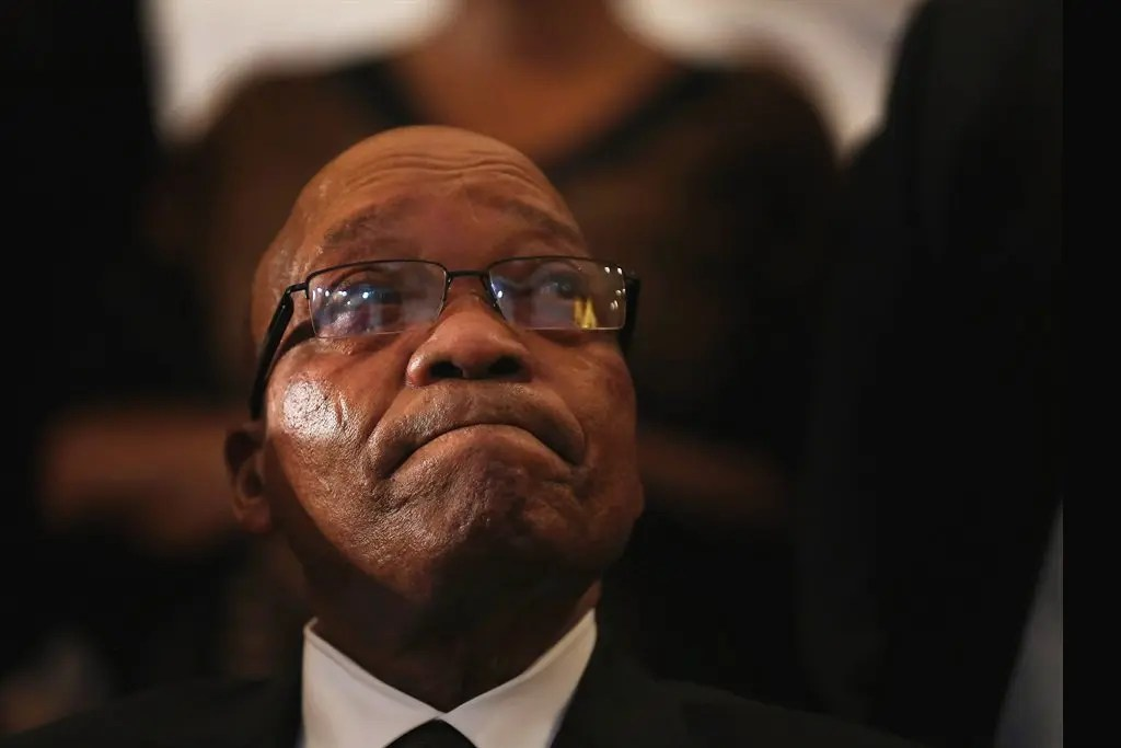 Incarcerated Former President Zuma calmed after his corruption trial is postponed again