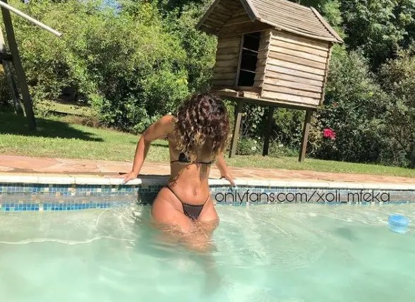 Did you know this is how much adult film actress Ainer Xolisile Mfeka charges?