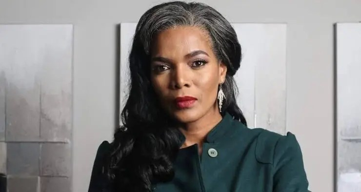 Pictures: Viral pictures of Connie Ferguson new alleged boyfriend floods social media