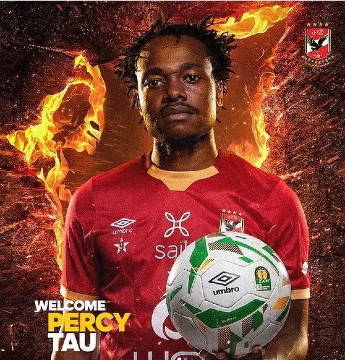 Percy Tau