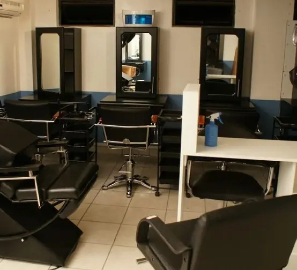 Zodwa Wabantu's new hair studio (Source Instagram)