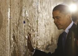 Mideast Israel Palestinians Obama