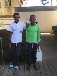 Rashidi and Hamidu from Tanzania