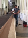 Restoration of Wooden Pipes