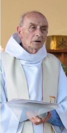84 year old Priest St.Etienne