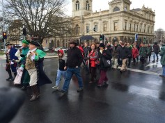 Town Criers march