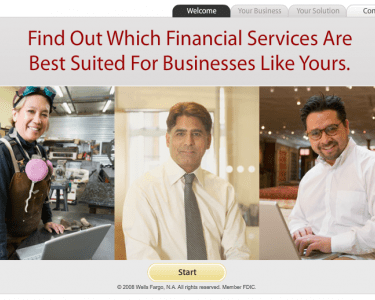 Wells Fargo Financial Services For Businesses Like Yours