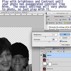 Free photoshop tutorial