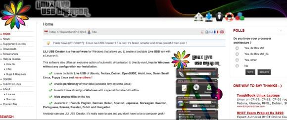 Linuxliveusb