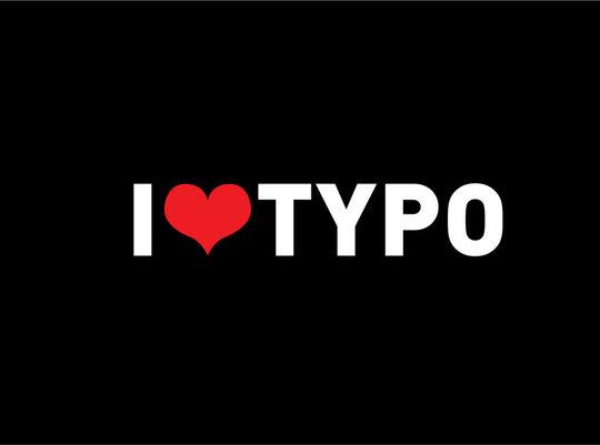 Wallpaper: dzn-citizen - I LOVE TYPO