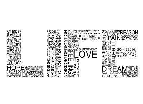 Wallpaper: januscastrence - 115 words of LIFE