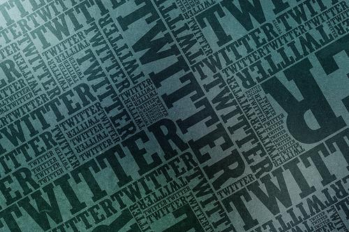 Wallpaper: jez` - Twitter typographic wallpaper