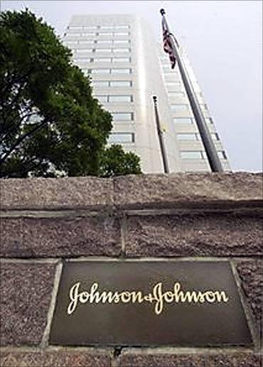 Johnson and Johnson office.