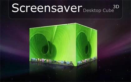 cube 2011 সালের সর্বাধিক জনপ্রিয় স্ক্রীন Savers