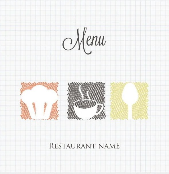 Free Menu Templates - coffee spoon image