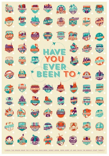 Have you Ever Been To by Federica Bonfanti