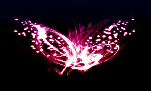 Create An Abstract Light Effect