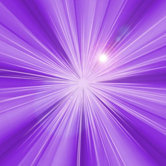 Create a Light Burst Background