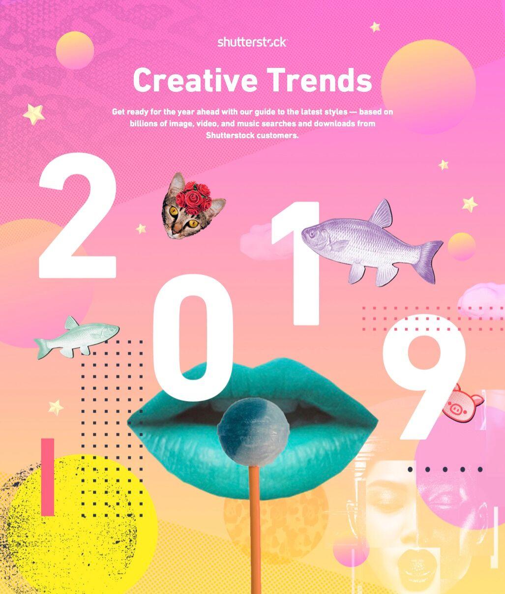 shutterstock creative trends