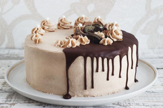 Chocolate Fudge Drizzled