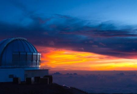 Mauna Kea (Hawaii, USA)