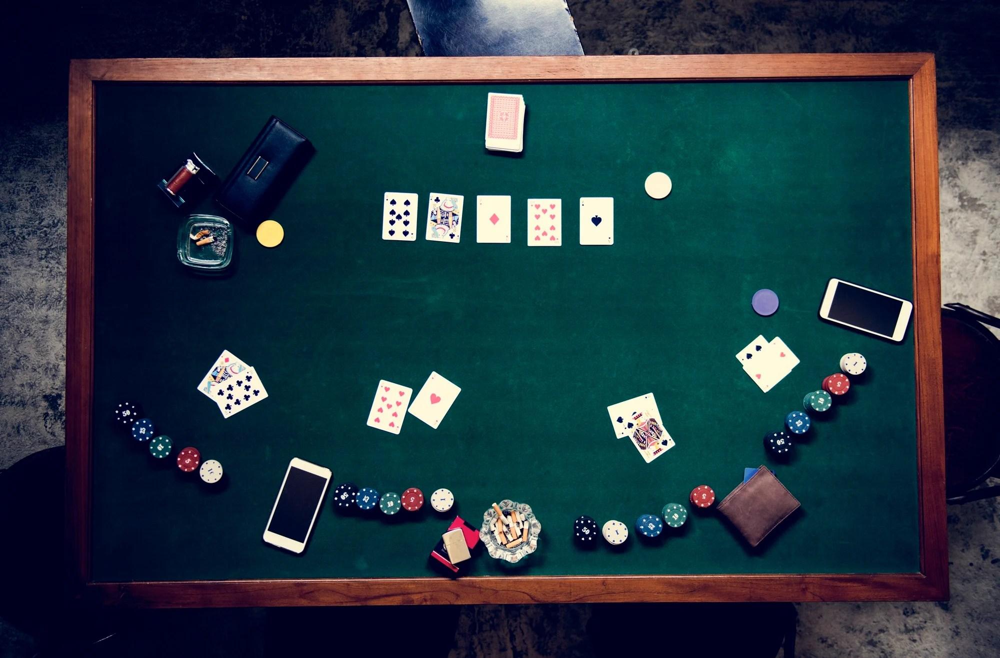 Gamble in casino betting