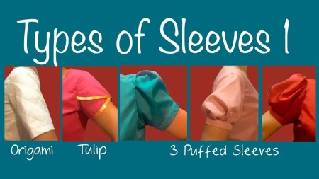 types-of-sleeves