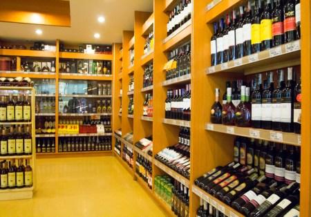 Delhi E-Token System for Liquor Shops