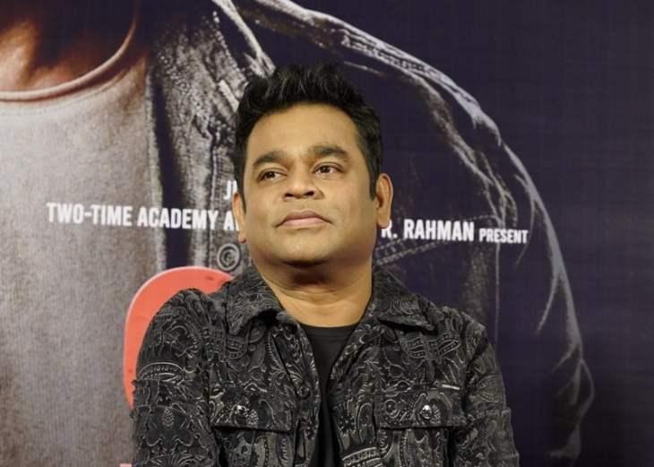 AR Rahman,AR Rahman Produceing 99 Songs