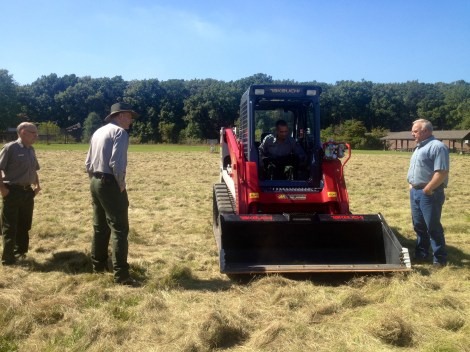 Save the Dunes has helped the Indiana Dunes National Lakeshore purchase crucial equipment for the restoration as to expedite the project