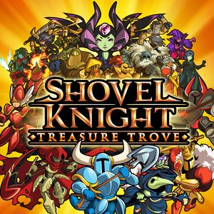 pc shovel knight treasure trove