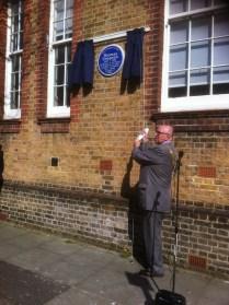 Mayor Brian Fitch