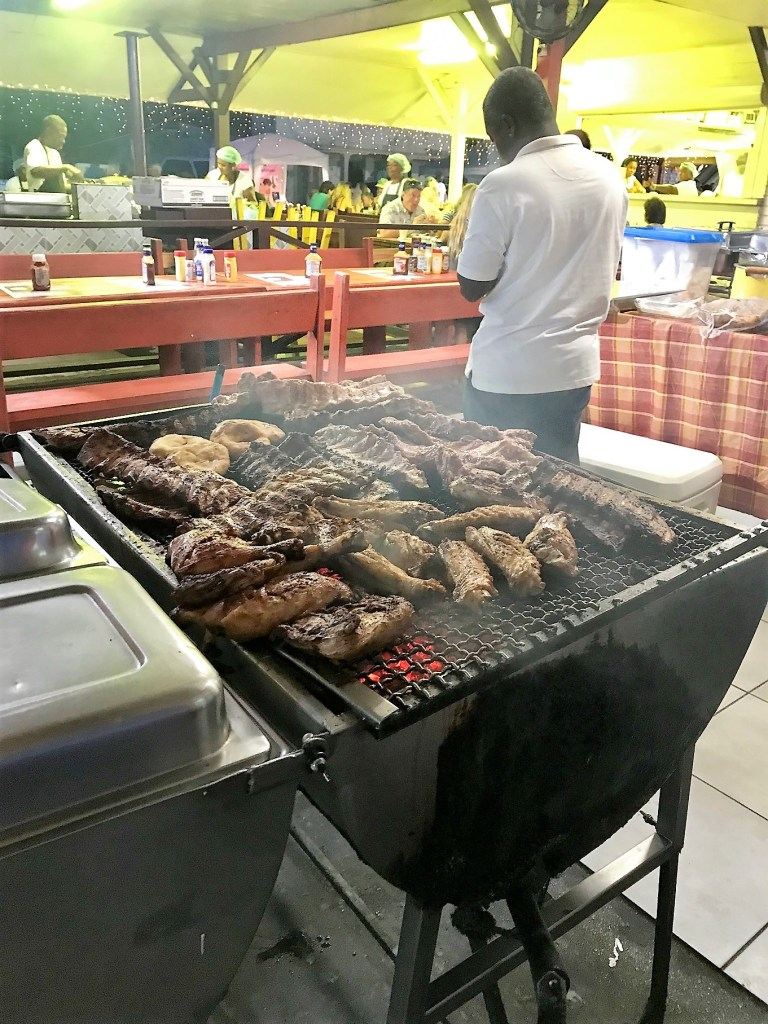 "Open-air barbecue stand ""Lolo"""