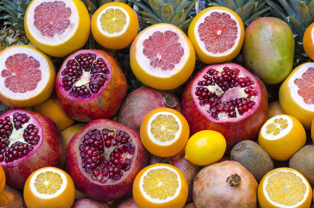 different kind of fruits-healthy retirement
