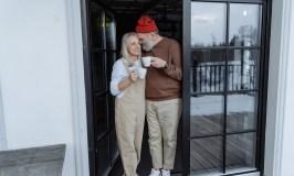 couple by the door - biggest expenses in retirement